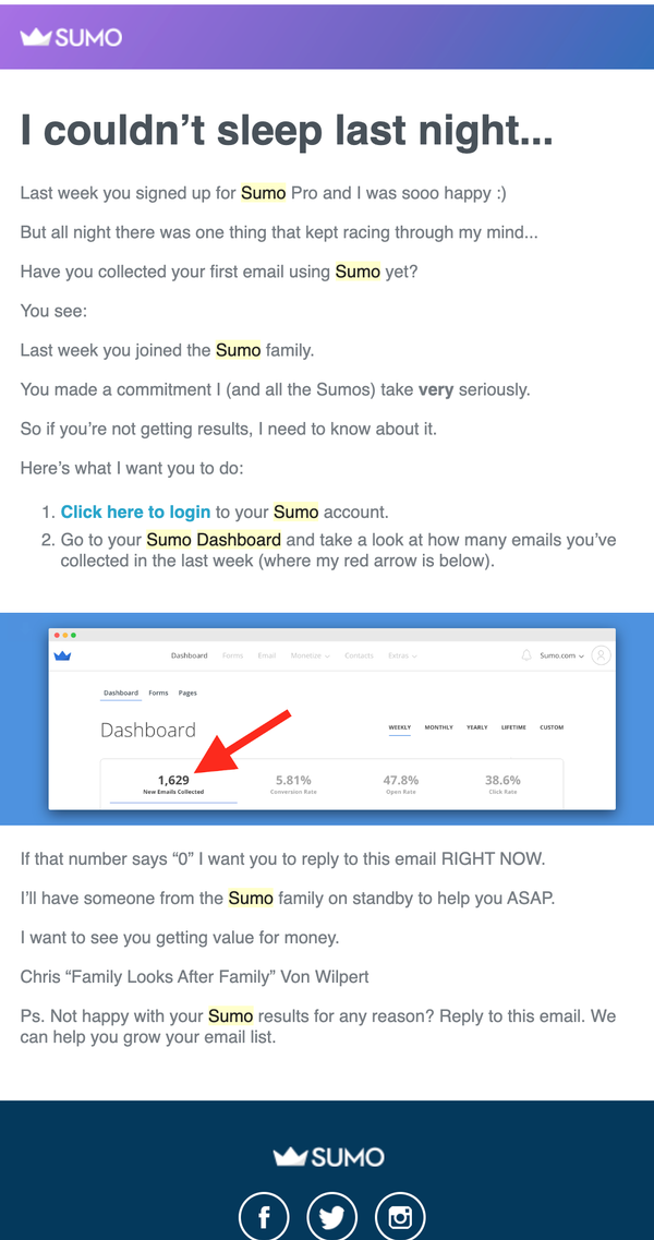 Reduce Churn Rate For New Customers
