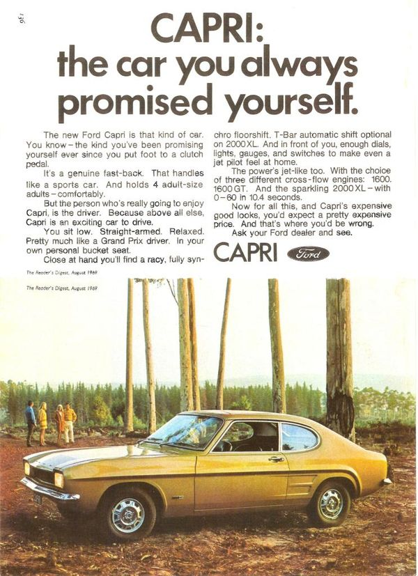CAPRI: Car you always promised yourself