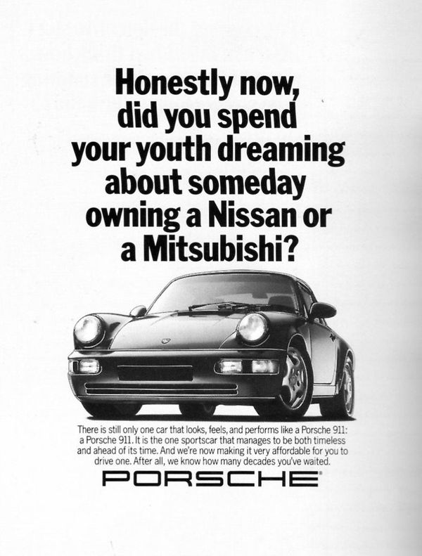Porsche 911 Youth Dreams